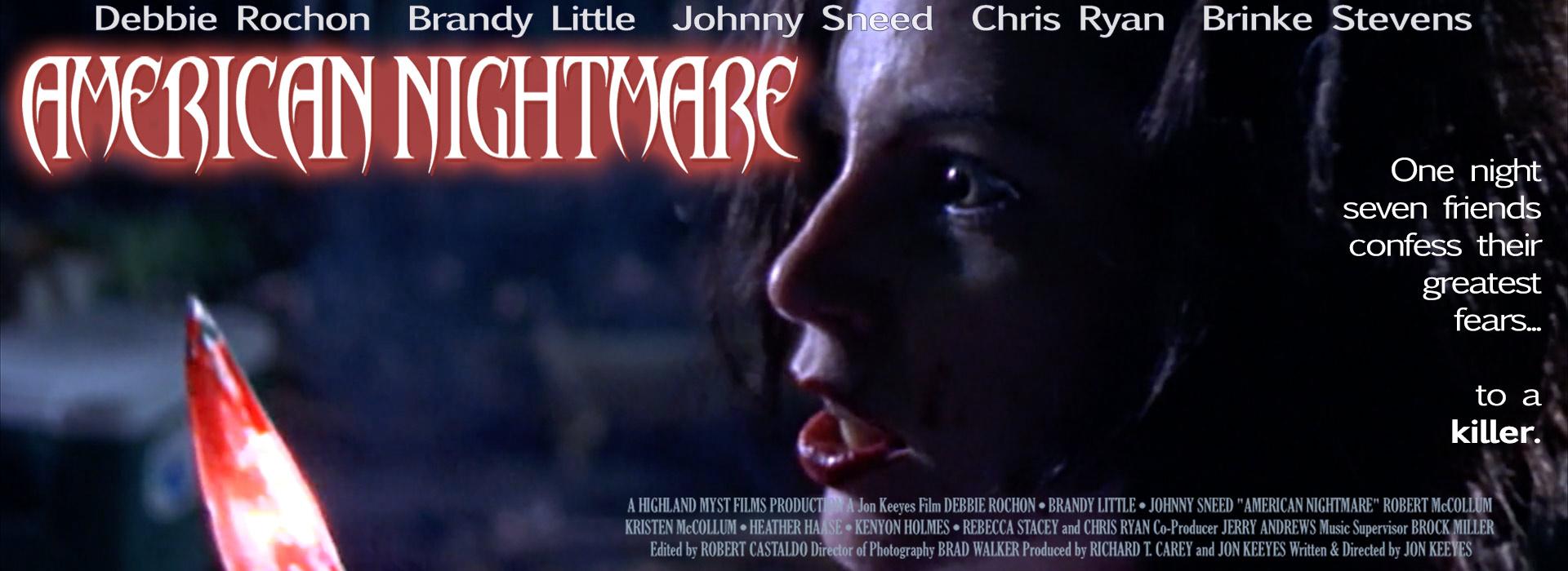 American Nightmare 2002 american nightmare | highland myst entertainment